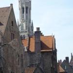 Blick auf Brugge