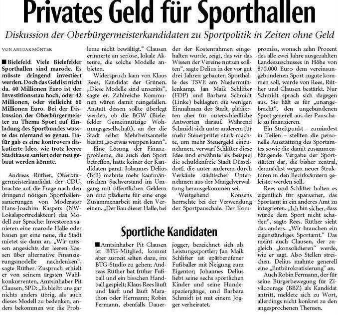 nw0411sportpolitischesForum